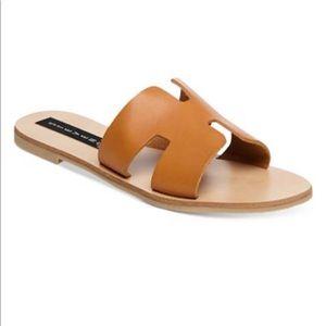 Steve Madden Greece Sandals 6.5 NEW